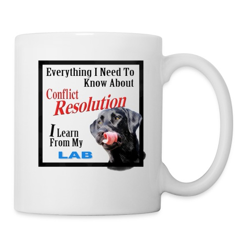Lab Conflict Resolution Mug - Coffee/Tea Mug