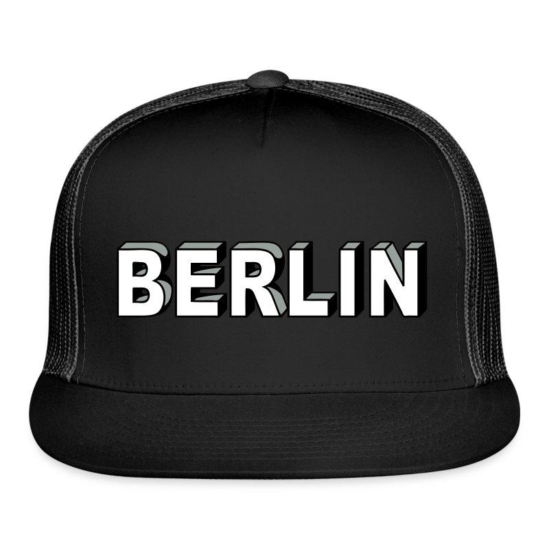 BERLIN block-font  Cap