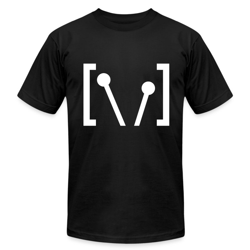 VL Limited - Men's T-Shirt by American Apparel