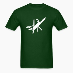 Army knife T-Shirts
