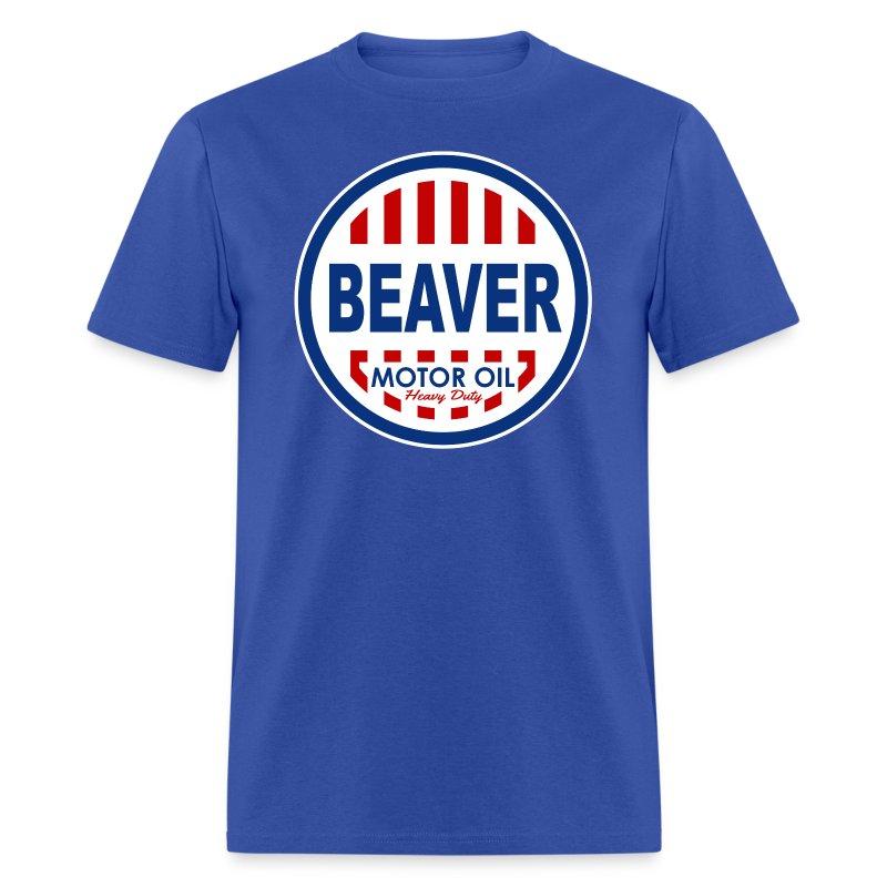 Beaver Motor Oil T Shirt Spreadshirt