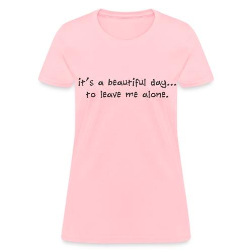A Beautiful Day - Women's T-Shirt