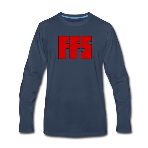 For Fuck's Sake - Men's Premium Long Sleeve T-Shirt