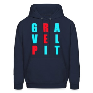 Rep The Gravelpit - Men's Hoodie