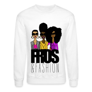Fros & Fashion - Crewneck Sweatshirt