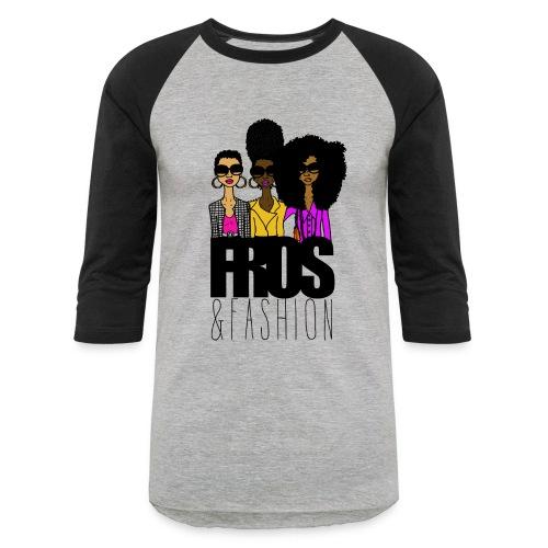 Fros & Fashion - Baseball T-Shirt