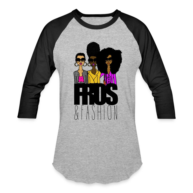 Fros & Fashion - Baseball T-Shirt