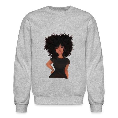 Afro Vibes - Crewneck Sweatshirt
