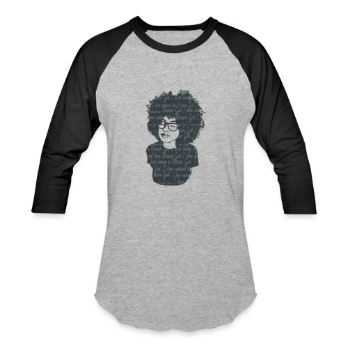 Rock tha' Fro!  - Baseball T-Shirt