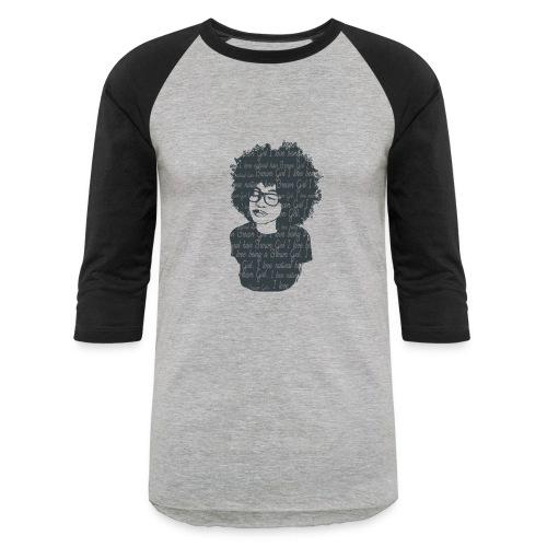 Rock tha' Fro!  - Baseball T-Shirt