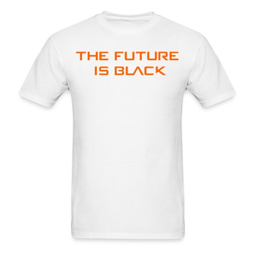 The Future Is Black - Black Ops 2 - Men's T-Shirt