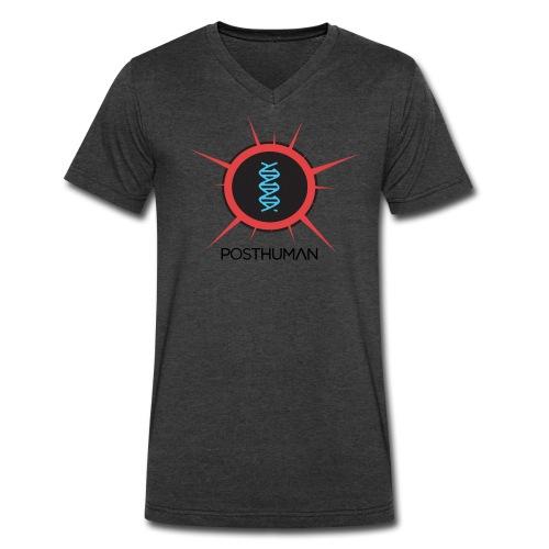 Posthuman: Mens V-Neck - Men's V-Neck T-Shirt by Canvas