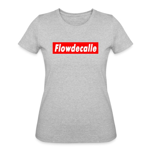 Girls Tshirt FDC Supreme - Women's 50/50 T-Shirt