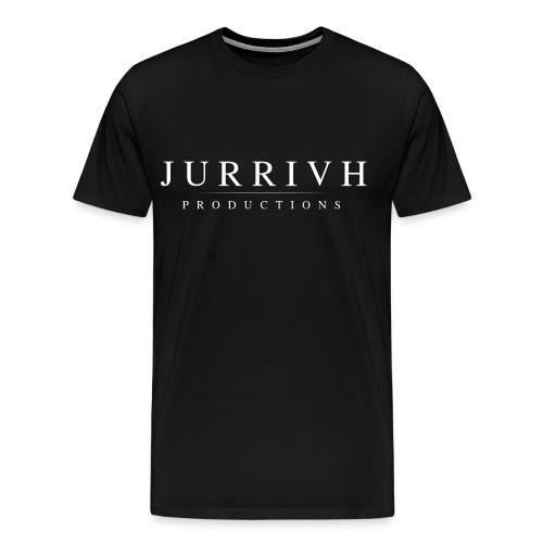 MEN - Jurrivh T-Shirt - Black - Men's Premium T-Shirt