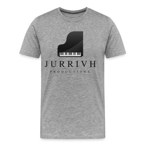 MEN - Jurrivh T-Shirt - Grey - Men's Premium T-Shirt