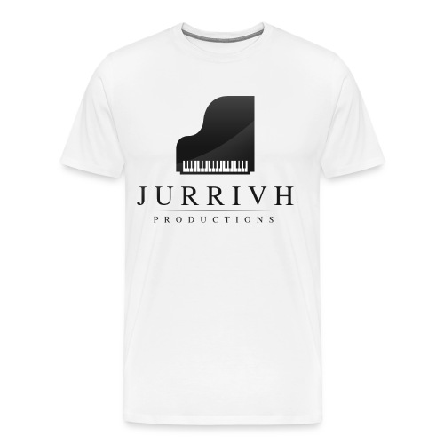 MEN - Jurrivh T-Shirt - White - Men's Premium T-Shirt