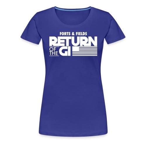 Women's T-Shirt - GI Stack (Light) - Women's Premium T-Shirt