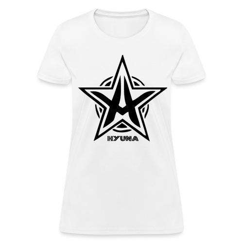 Hyuna Logo - Women's T-Shirt