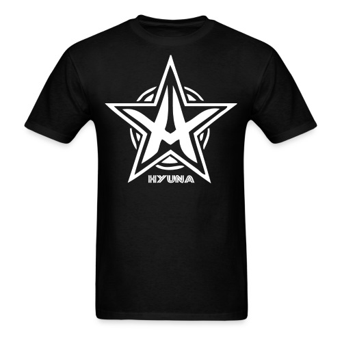 Hyuna Logo - Men's T-Shirt