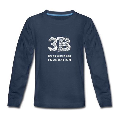 3B in Long Sleeve for Kids - Kids' Premium Long Sleeve T-Shirt