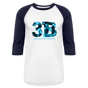 3B Camo Baseball T-Shirt - Baseball T-Shirt