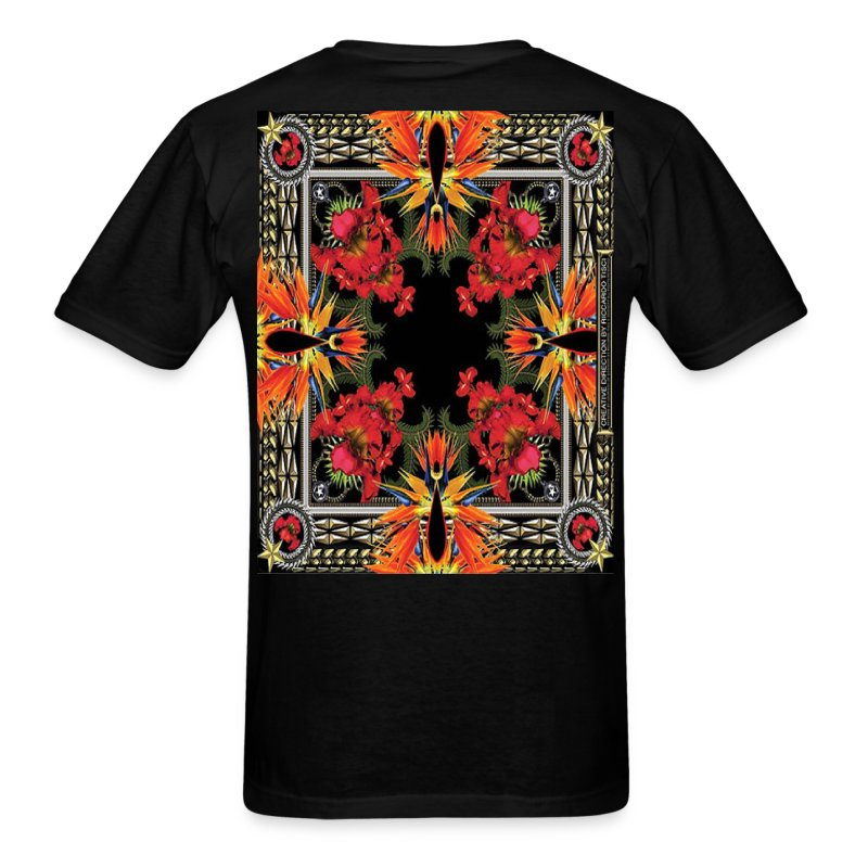 givenchy inspired (back only) - Men's T-Shirt