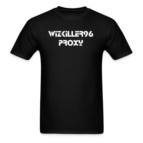 Wizkiller96 Proxy Male Shirt - Men's T-Shirt