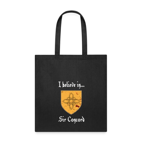 I Believe in...Sir Concord (Tote) - Tote Bag