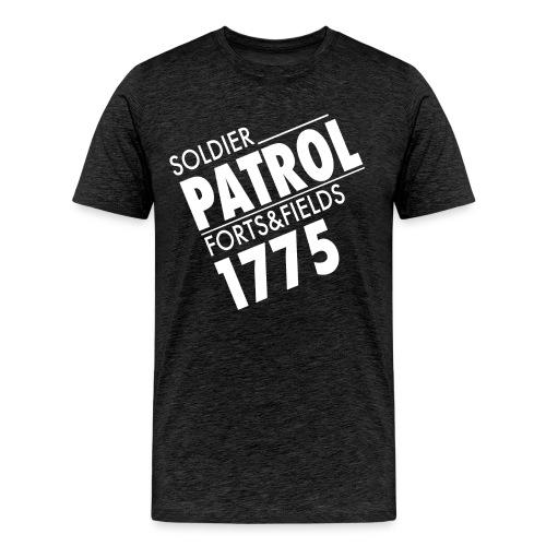 Men's T-Shirt - Soldier Patrol (Light) - Men's Premium T-Shirt