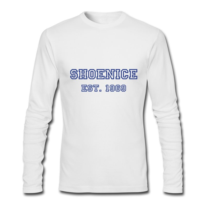 Men's Long Sleeve T-Shirt by Next Level - shoenice22,funniest man alive,absolut vodka bottle slammed,SHOENICE