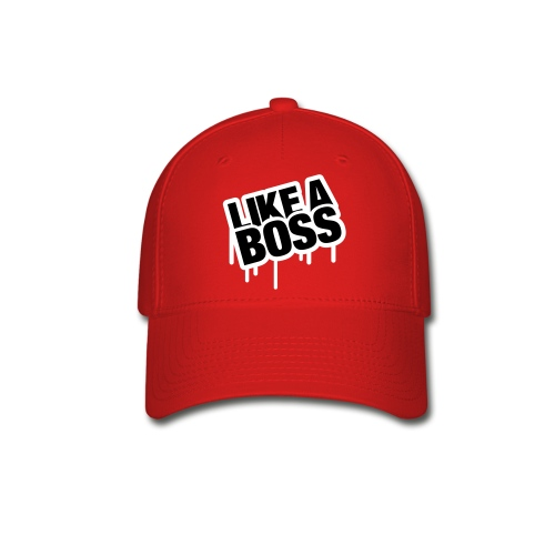 Like a Boss Cap - Baseball Cap