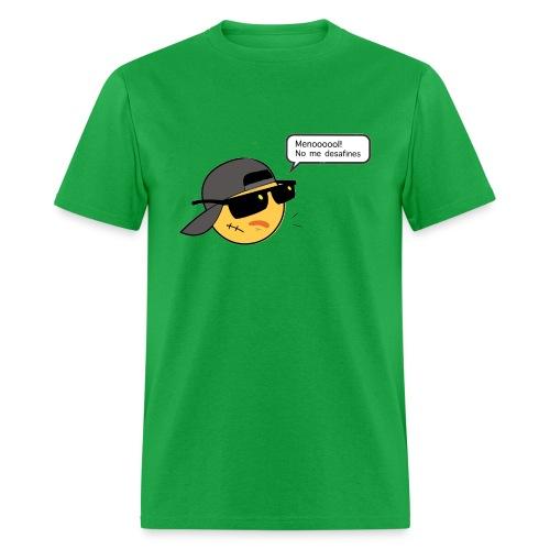 SegundYo (Desafine Blanco) - Men's T-Shirt