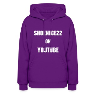 Women's Hoodie - shoenice22,funniest man alive,absolut vodka bottle slammed,SHOENICE