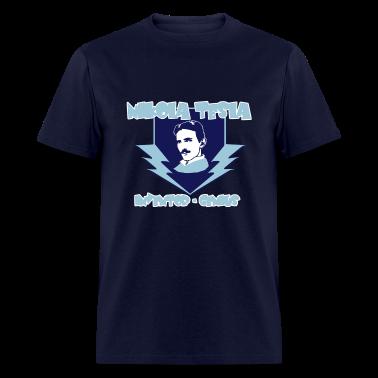 nikolatesla T-Shirts