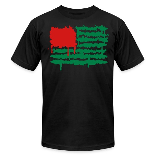 Men's Republic of Cr8tive tee - Men's Fine Jersey T-Shirt