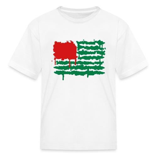 Kids Unisex  Republic of Cr8tive tee - Kids' T-Shirt