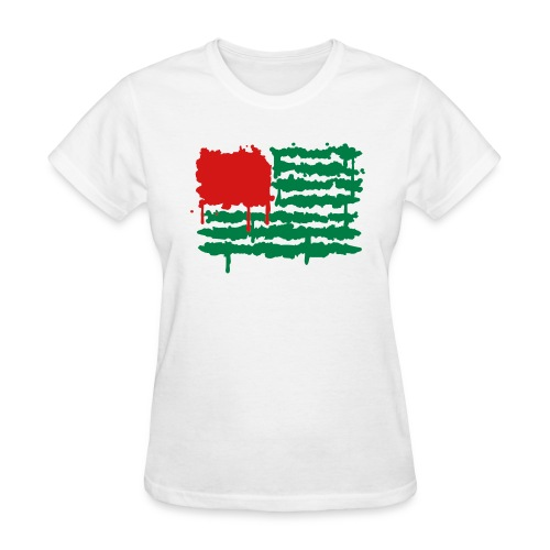 Women's Republic Of Cr8tive tee - Women's T-Shirt
