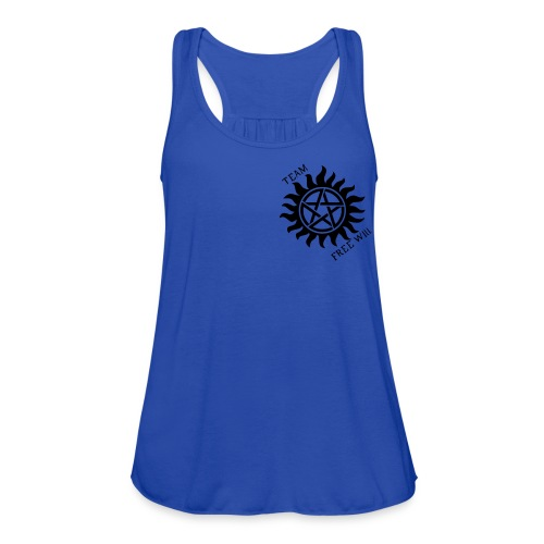 Team Free Ladies - Women's Flowy Tank Top by Bella