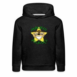 Monkey Pickles Kids Premium Hoodie - Kids' Premium Hoodie