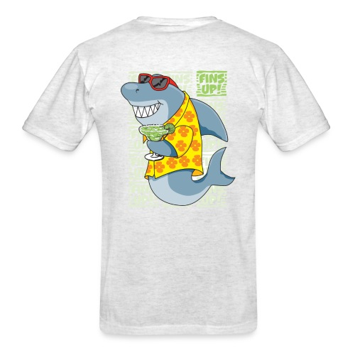 Fins Up! - Men's T-Shirt