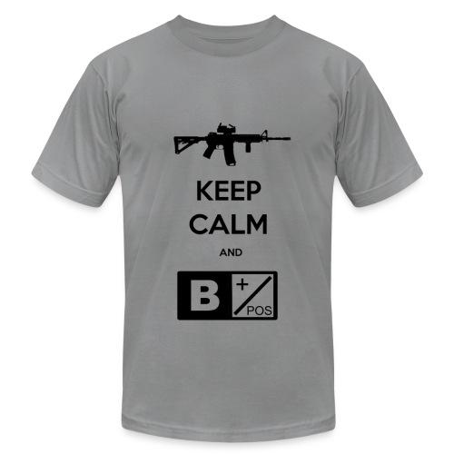 B Positive - Men's  Jersey T-Shirt