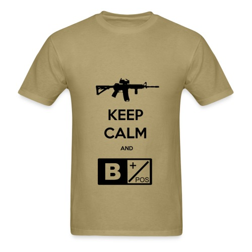 B Positive - Men's T-Shirt