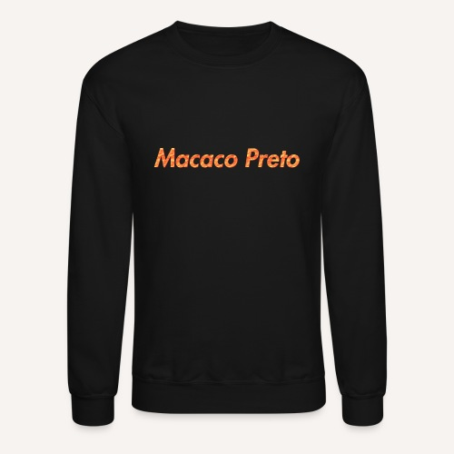 Macaco Preto Crewneck - Crewneck Sweatshirt