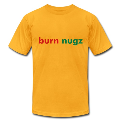 burn nugz - Men's Fine Jersey T-Shirt