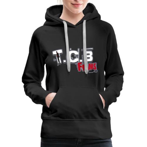 Womens TCB Films Hoody - Women's Premium Hoodie