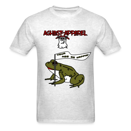 Hopper by: Aghast-Apparel (Any Color) - Men's T-Shirt
