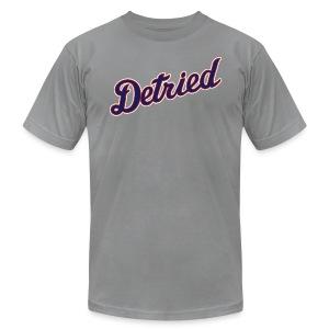 The Detried Tigers - Men's Fine Jersey T-Shirt
