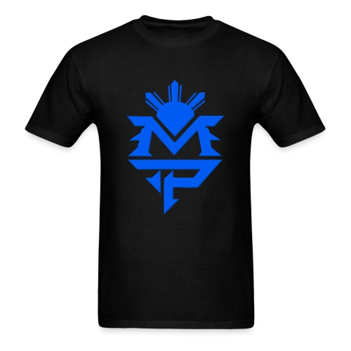 Black and blue - Men's T-Shirt