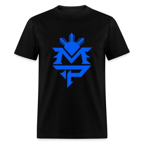 Black and blue - Men's T-Shirt