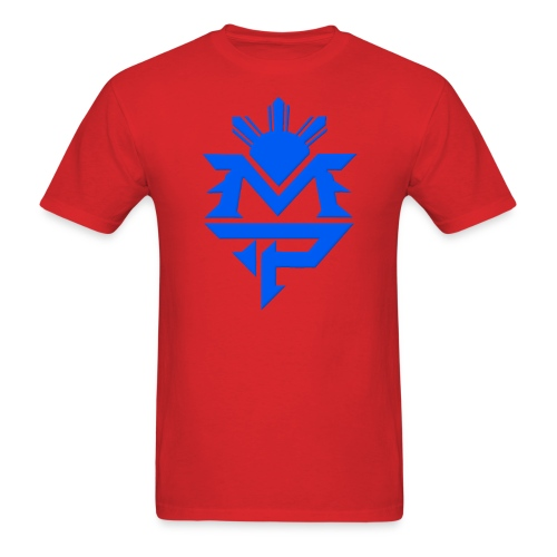 MP Red and Blue - Men's T-Shirt